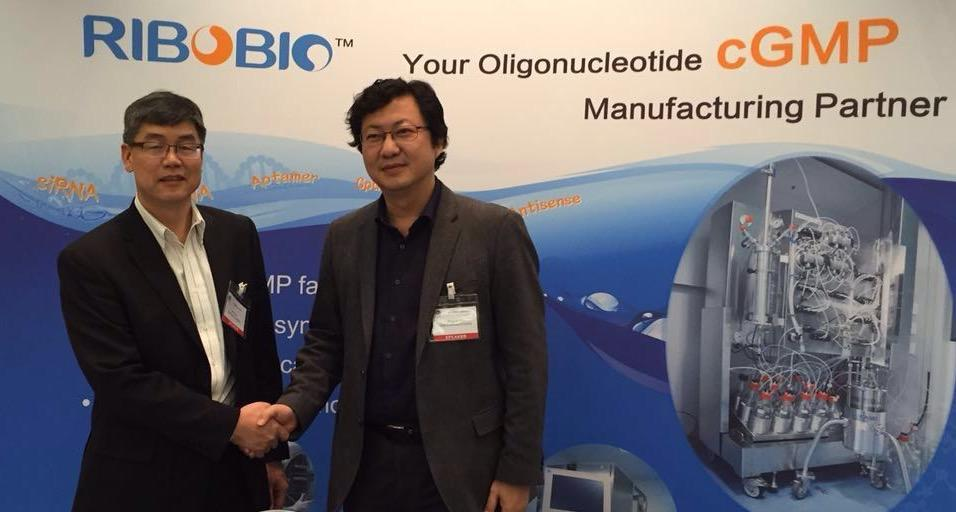 OliX Pharmaceuticals Designates Guangzhou RiboBio a Preferred Oligonucleotide Manufacturer