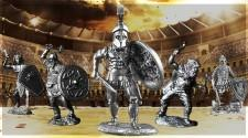 The Exclusive Art of War Cast Silver Figurine Series From Bullion Exchanges