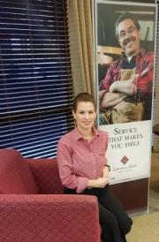 Makisha Gann Makes a Welcome Return to Signature Bank