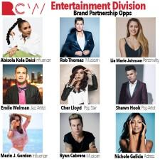 RCW Media Group Expansion to Include Entertainment Division