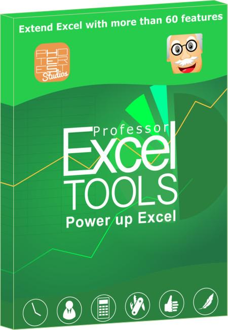 New Excel Add-In: Get Your Work Done with 'Professor Excel Tools'