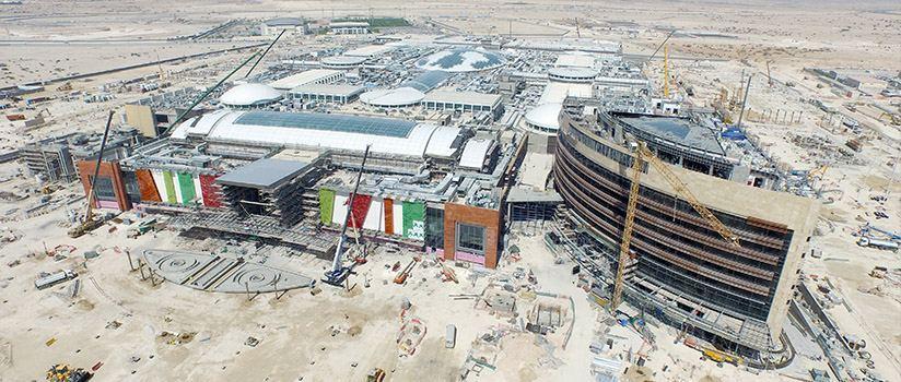 Mall of Qatar to Cost $1.5 billion dollars says Urbacon CEO Moataz Al-Khayyat