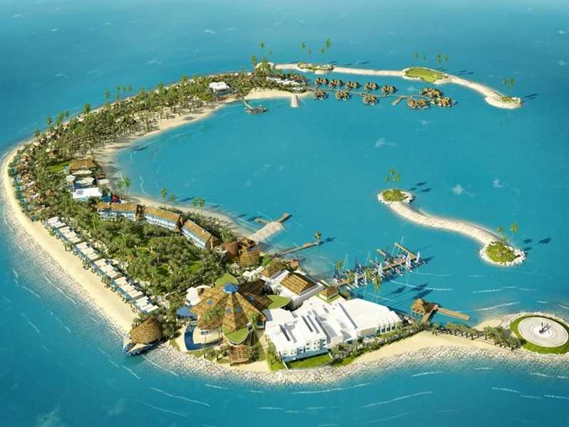 Urbacon CEO Moataz Al Khayyat details facilities installed at The Banana Island Resort Qatar