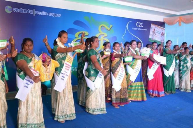 Sterlite Copper celebrates International Women's Day