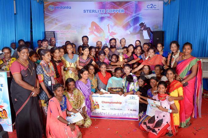 Sterlite Copper Organizes Steco Fest 2016