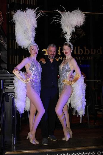 Stefan Stefanov launches Buddha-Bar in NYC