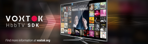 HbbTV finally has its open-source solution, on voxtok.org