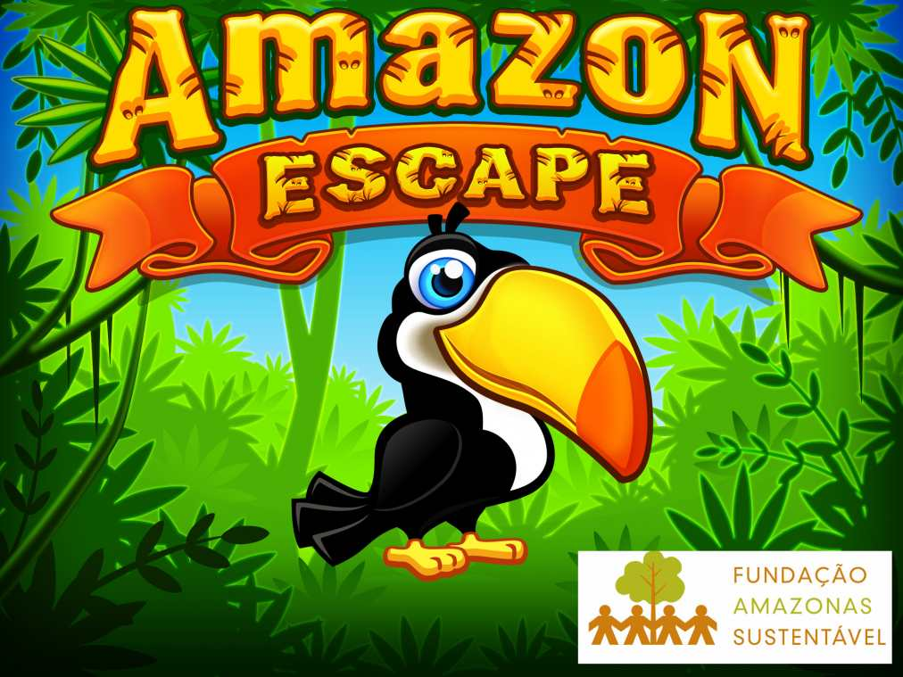 FanART Games releases Toucan's Amazon Escape and aims to save the Rainforest
