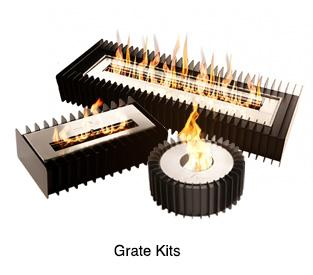 The Bio Flame Launches The Worlds First Ethanol Conversion For Wood Burning Fireplaces!