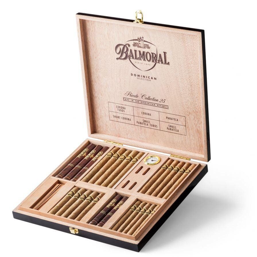 Hans Rijfkogel: Agio Cigars launches Balmoral Private Collection 25