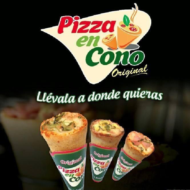 Pizza en Cono ahora disponible para franquiciados www.pizzaencono.com