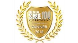 OSSCube Wins the India SME 100 2016 Award