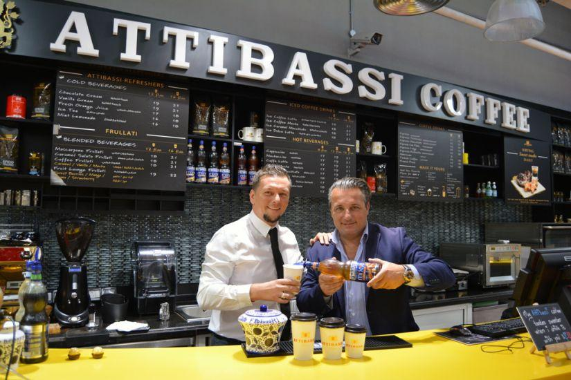 Attibassi Gets A Double-shot Of Italian Flavor With Fabbri