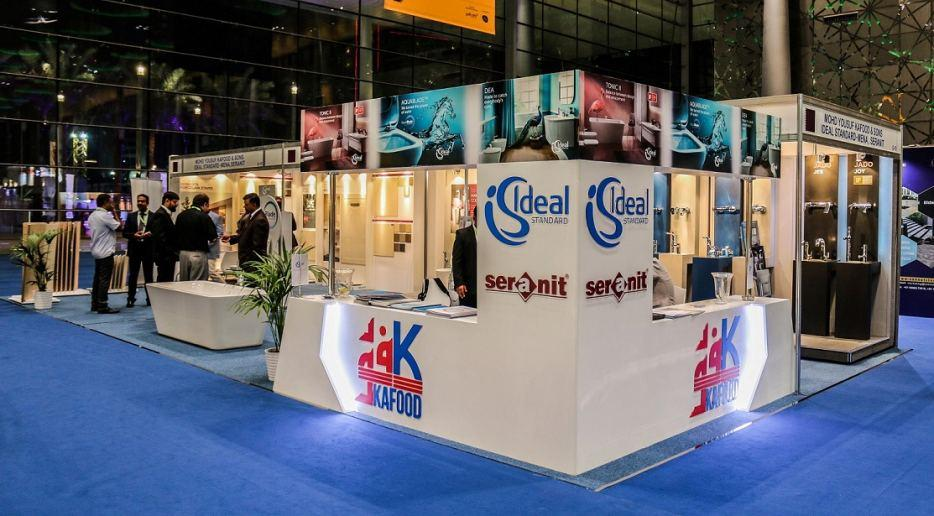 Ideal Standard MENA distributors showcase innovative bathroom