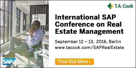 International SAP Conference on Real Estate Management 2016