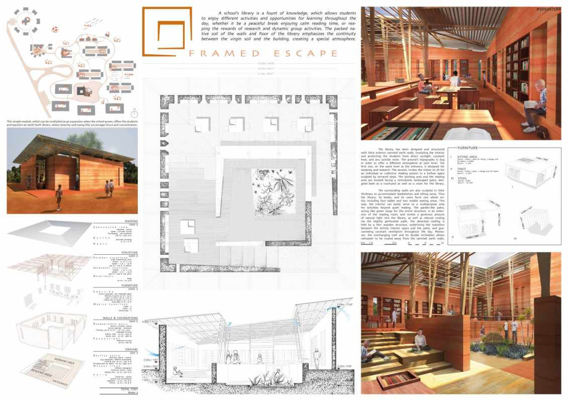 Ghana: Nka Foundation Announces the Winners of 4th Earth Architecture Competition