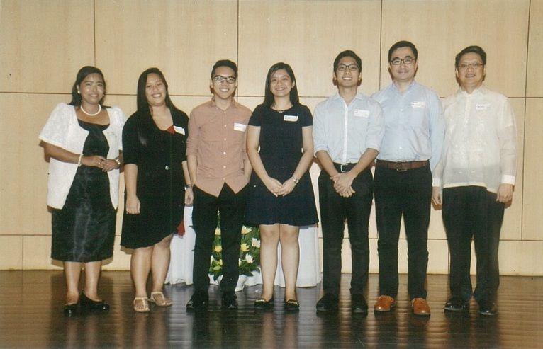 Philippine Vending Corporation Scholars Graduates From Ateneo De Manila University