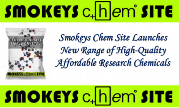 Smokeys Chem Site Launches New Range of High-Quality Affordable Research Chemicals