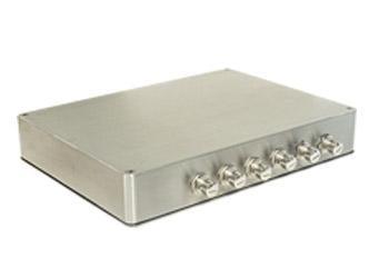 Fanless Full IP65 Stainless Steel Box PC