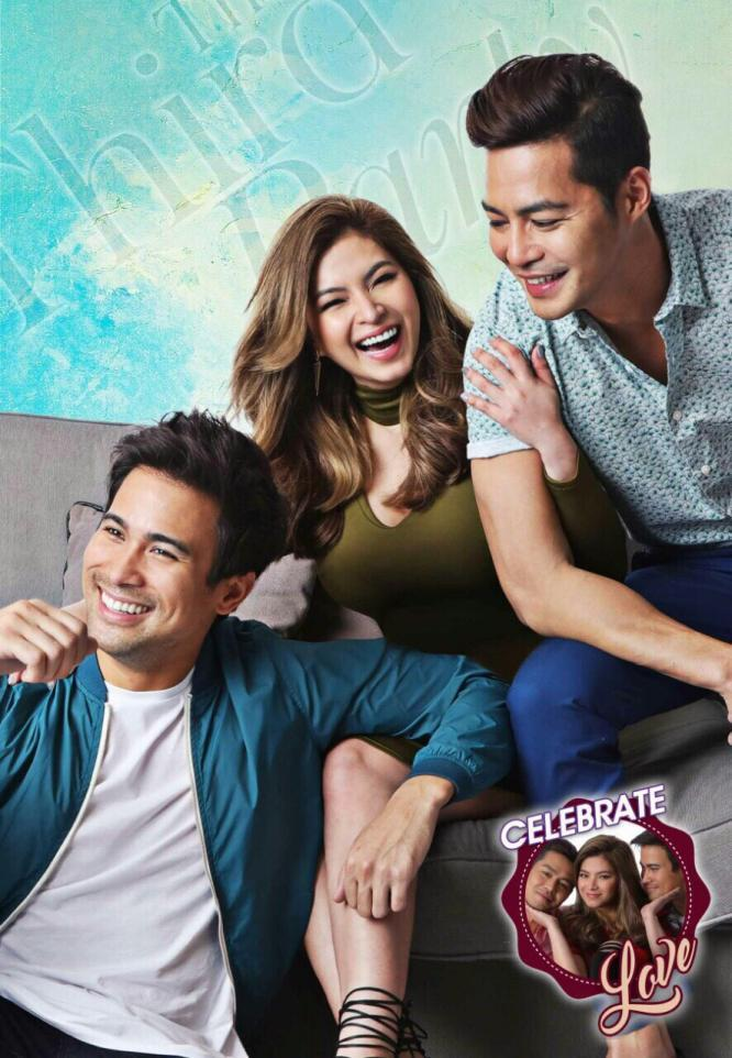"""Sam Milby, Zanjoe Marudo and Angel Locsin fight for love in """"The Third Party"""""""