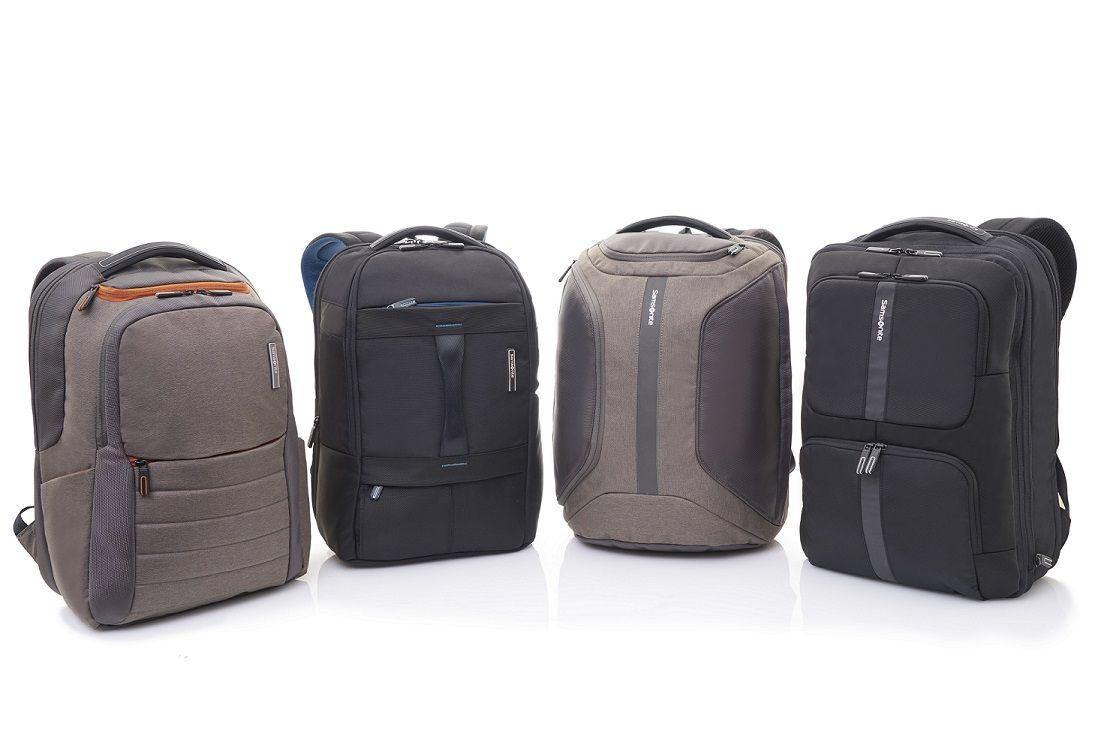 Samsonite's all-new Garde collection offers the best of function with comfort and style