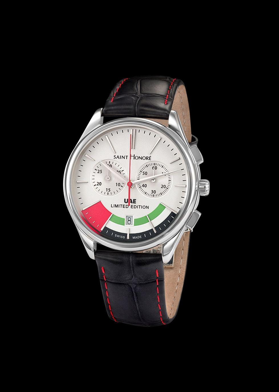 Saint Honore Special Edition UAE National Day Watch 2016