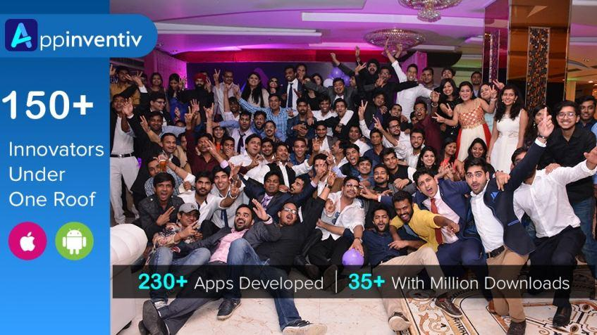 Managing Director of Appinventiv, talks about the Growth & Trends of Mobile App Development in 2017