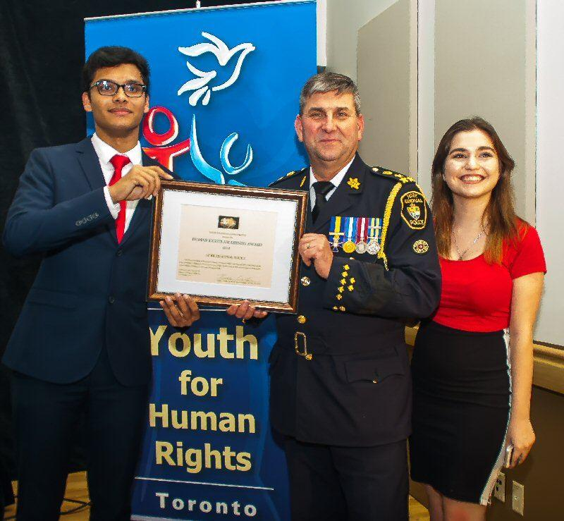 Youth Speak Out for Human Rights