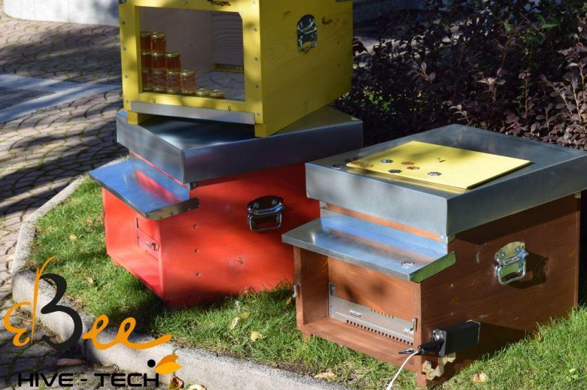 3Bee: Hive-Tech for bee research