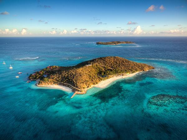 Five Romantic Private Islands for Valentine's Day