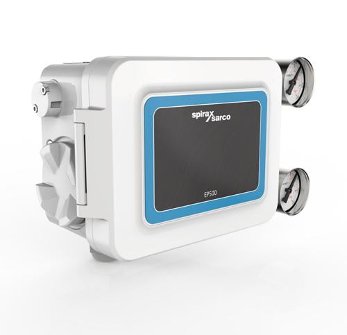 Spirax Sarco launches the EP500 Electropneumatic Valve Positioner