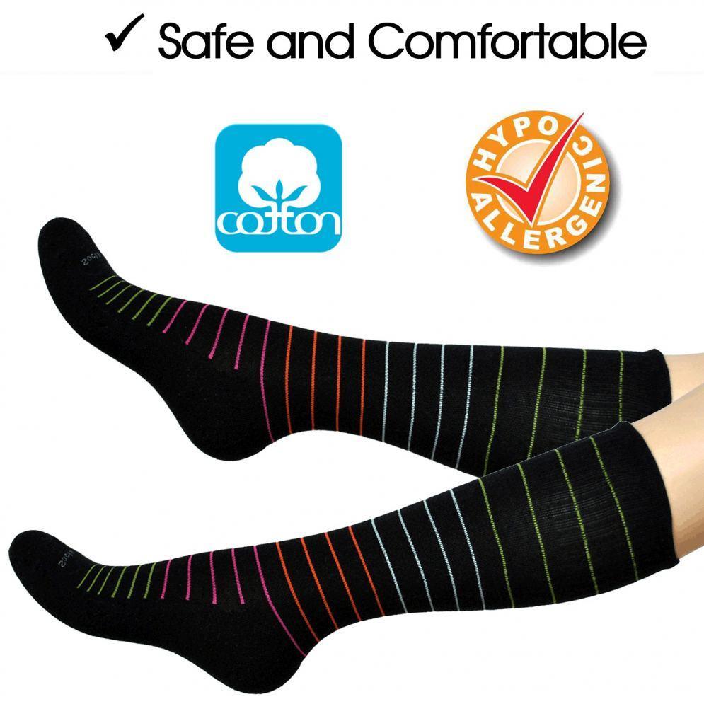 SocksLane Launches New Hypoallergenic Compression socks on Amazon.com