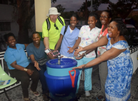 Humanitarian Effort for Haitians Led by Dialysis Clinic, Inc., Staff Raises Over $16,000