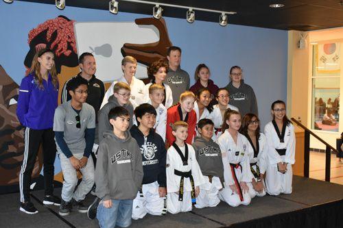 USTMA Wins Big at Friendship Tournament