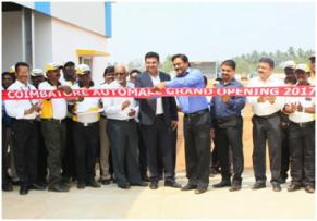 Shriram Automall Inaugurates Its First Facility In Coimbatore