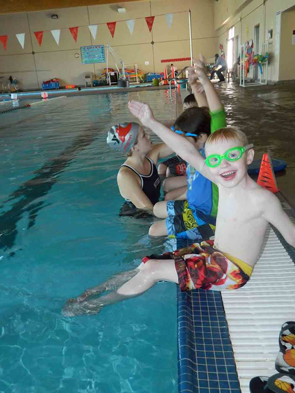 """Free """"Safety Around Water"""" Week at Simi YMCA–March 27- 31"""