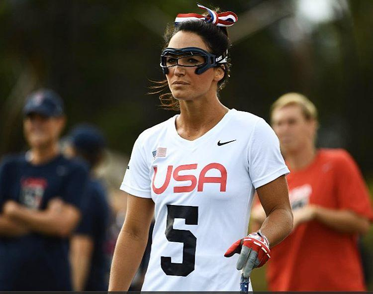 United States Women's Lacrosse Standout Kelly Rabil joins the Like A Pro Online Ecosystem