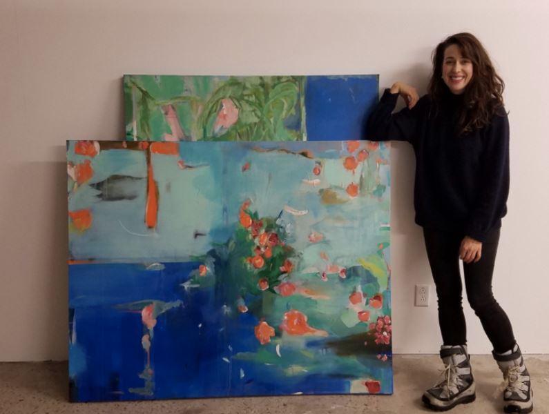 Meridian Art Experience in Delray Beach's Pineapple Grove to Feature Artist Amélie Grooscors