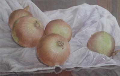 'Works on Paper: Paintings and Drawings' April 1-29 at Richard Boyd Art Gallery