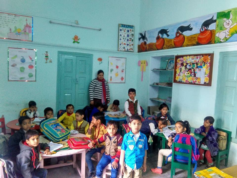 International Mother Language Day observed at JMA Pilani Rajasthan