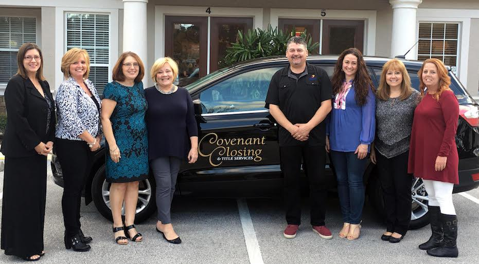Covenant Closing & Title Services Under New Ownership