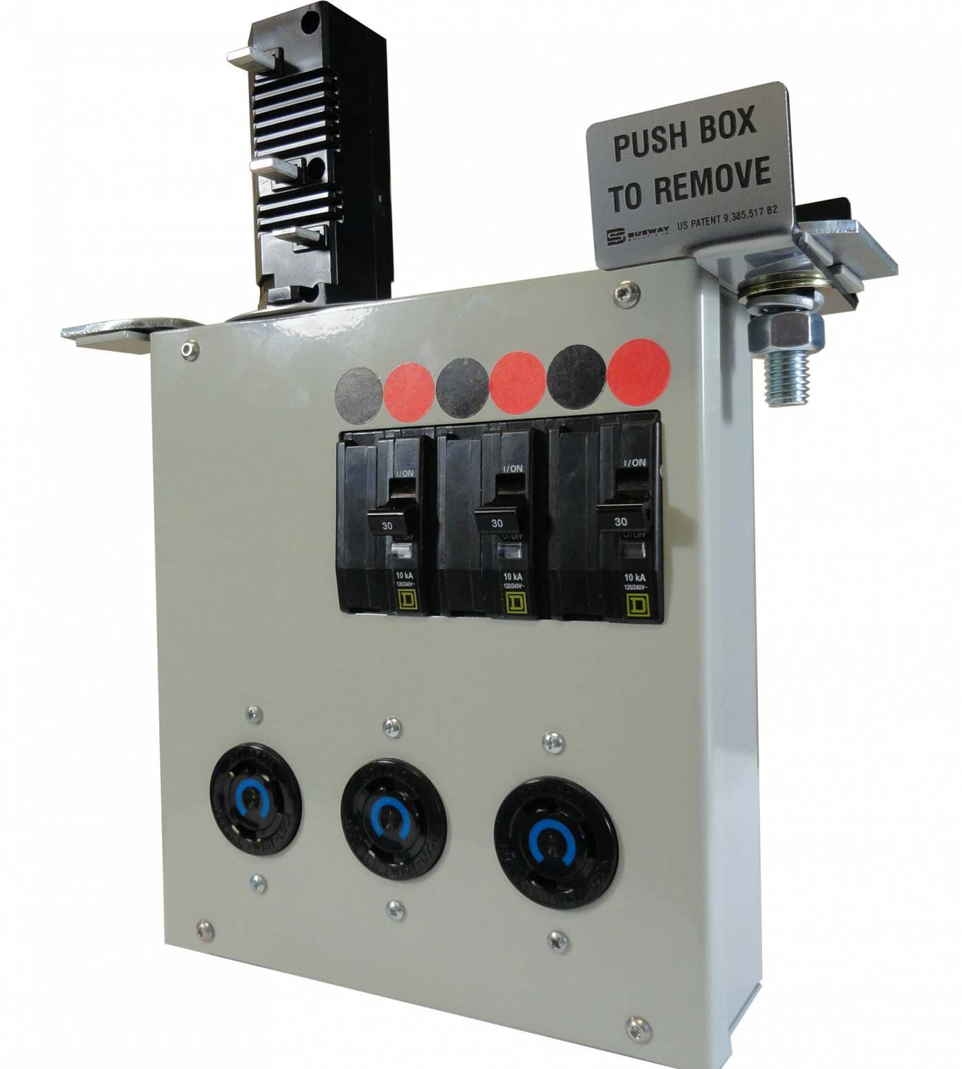Busway Solutions Introduces New Tap-Off Box