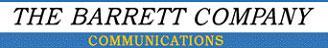The Barrett Company