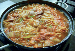 Oriental Mart's Recipe of the Month: Budae Jjigae
