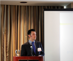 Joseph Cooke, President of WPIC, discussed the opportunities and challenges of the China's market