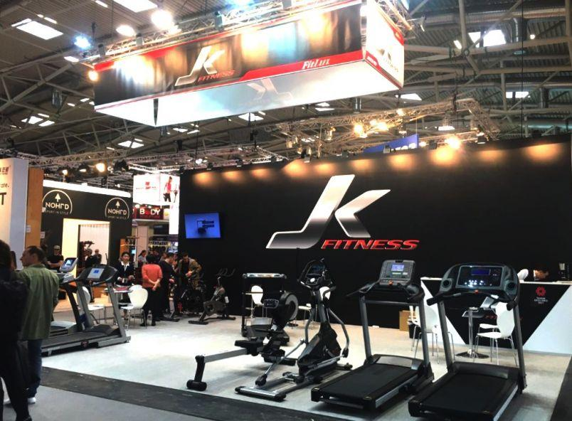 Find 2017 Taiwan Excellence Awarded Treadmill at 2017 TaiSPO