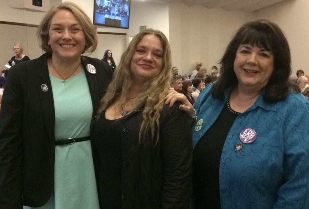 Empowering Women Nevada poised to Ratify the ERA