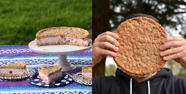 Introducing the Big Chill! CREAM Sandwiches Are All Grown Up with New Ice Cream Sandwich Cookie Cake