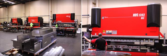 The Process of Sheet Metal Fabrication Melbourne Is Made Easy At Brampton Sheetmetal