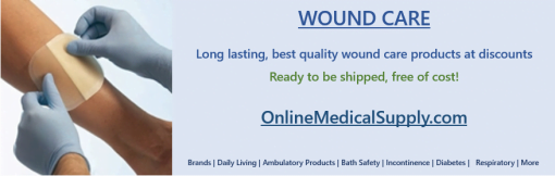 Big discounts for essential ostomy care and supplies from a leading medical online store